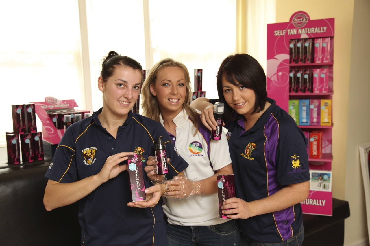 Wexford Camogie Girls have the FX Factor!