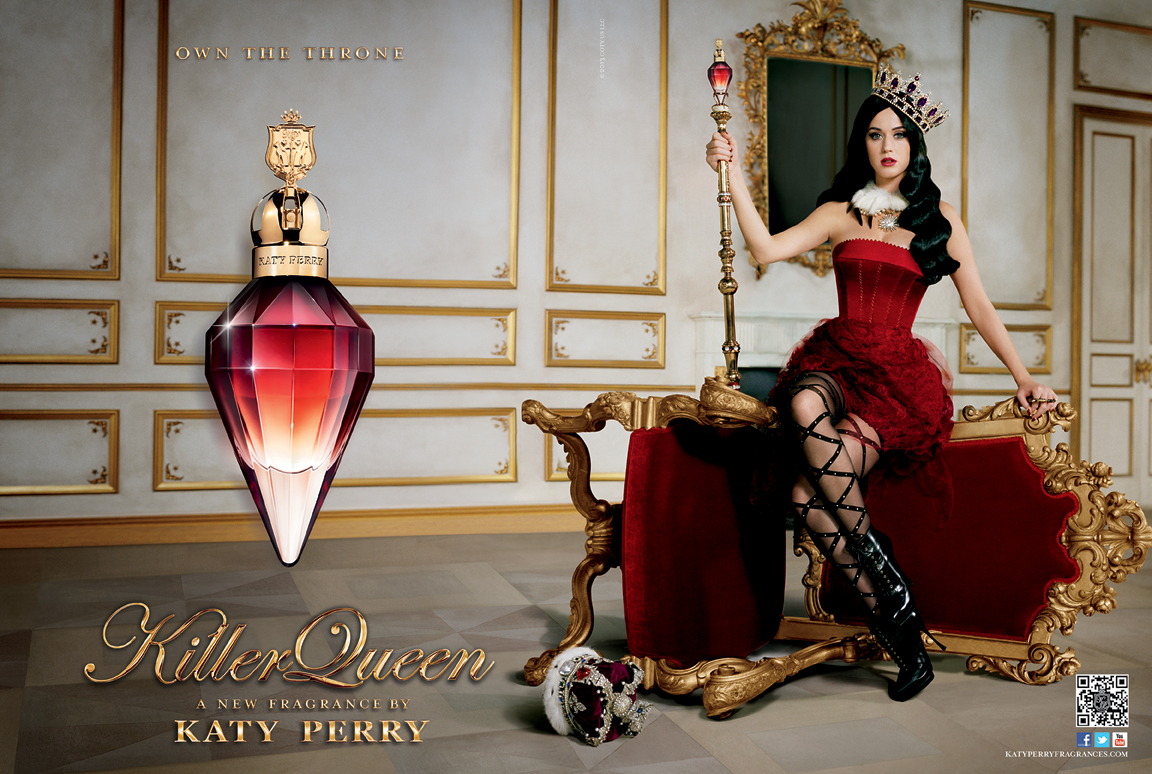 Image of Katy Perry Killer Queen