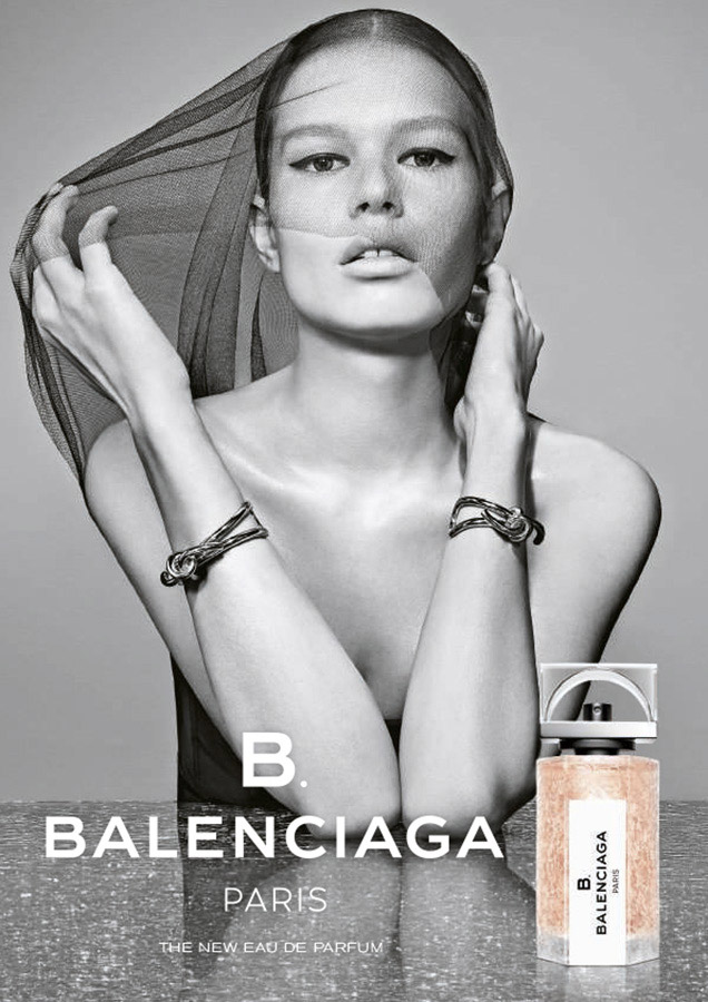 B. Balenciaga – Arriving this week at Sam McCauleys