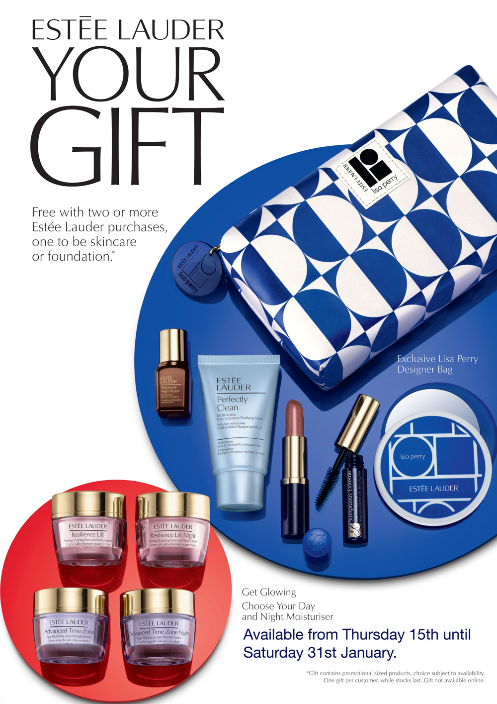 Estée Lauder Gift – Now at Sam McCauleys