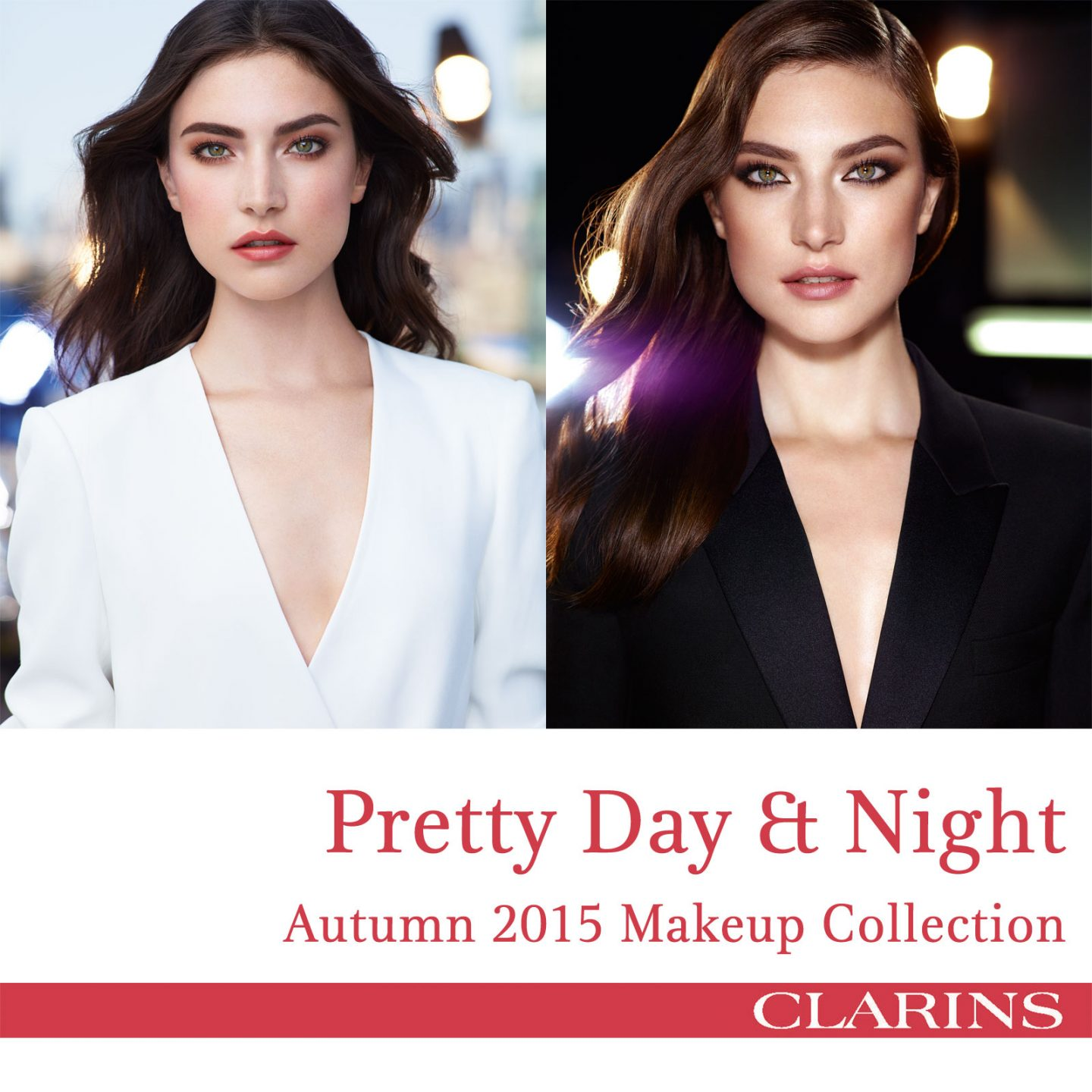 Clarins Autumn 2015 Collection – Pretty Day & Night