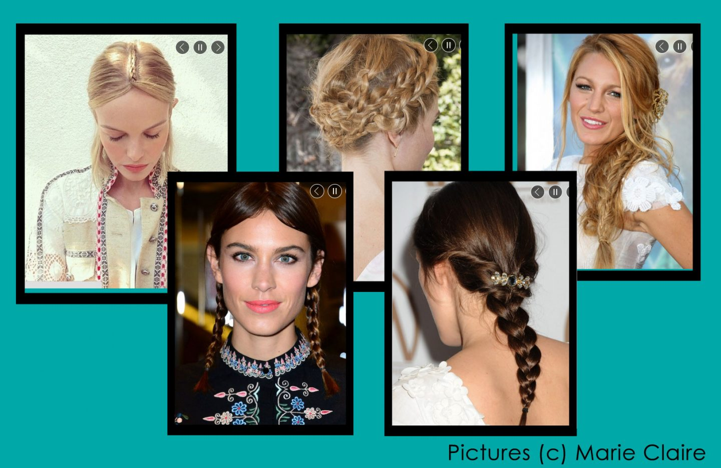 The easiest way to get festival braids – the Instatwist!