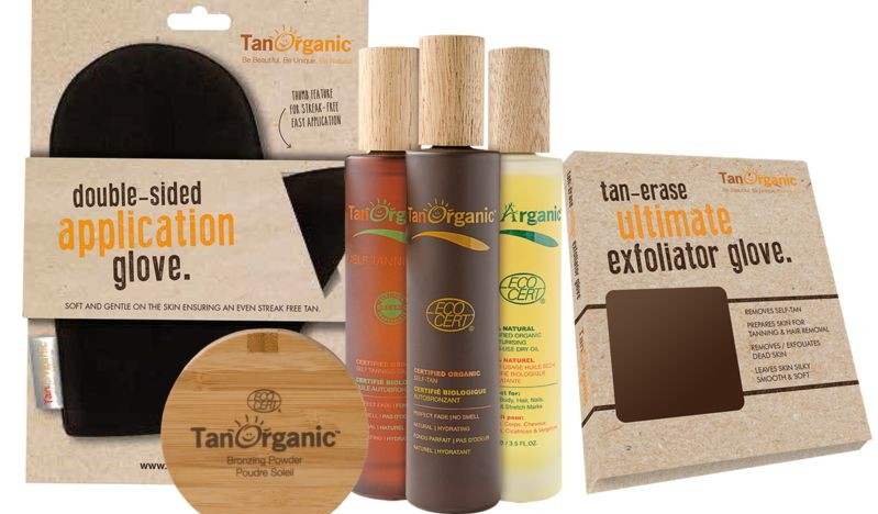 Get your festive tan on with TanOrganic