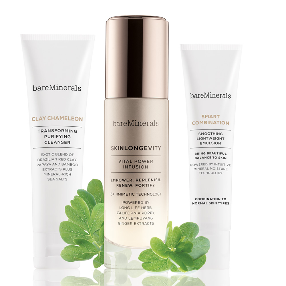 New from bareMinerals – Skinsorials