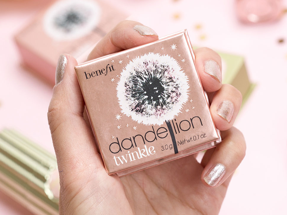 New from Benefit – Dandelion Twinkle, Hoola Lite & Hoola Quickie Contour Stick!