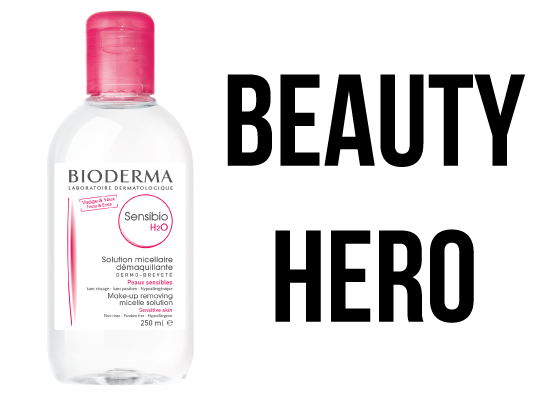Beauty Hero – Bioderma Micellar Water