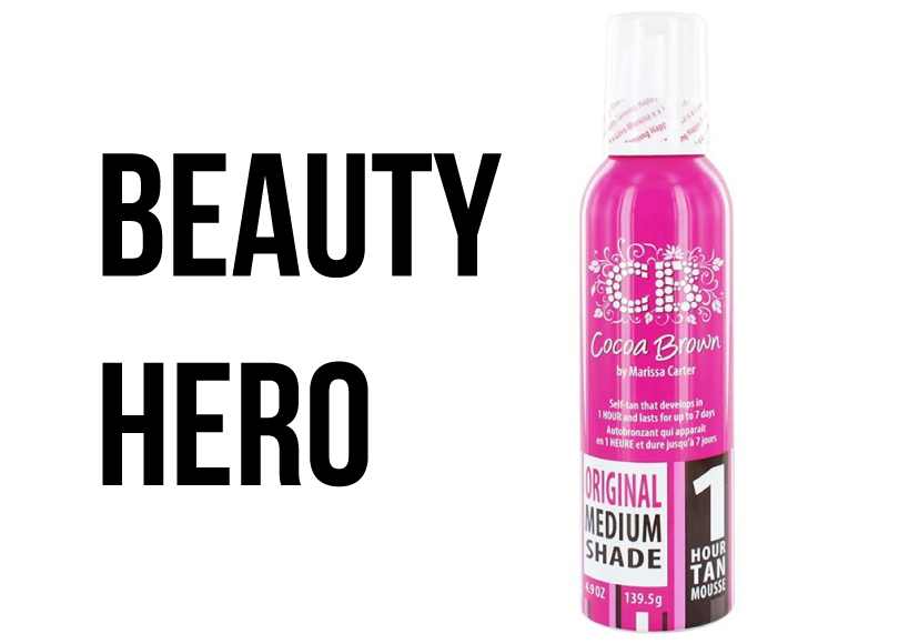 Beauty Hero – Cocoa Brown One Hour Tan