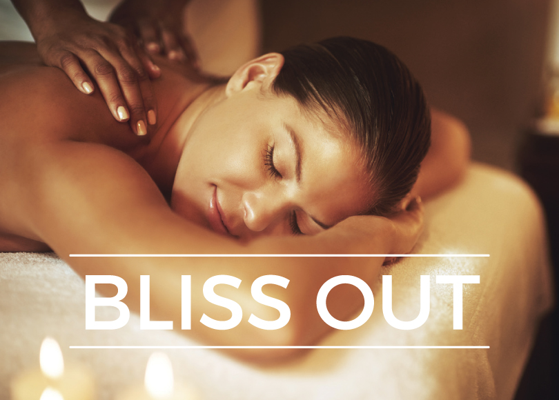 Bliss Out with a Massage