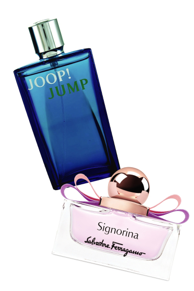 Joop Jump and Salvatore Ferragamo Signorina