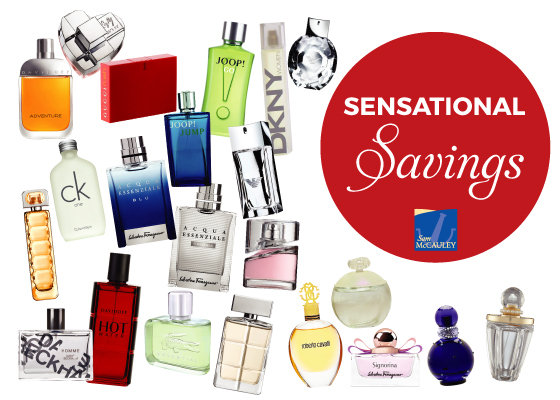 Scent-sational Savings!