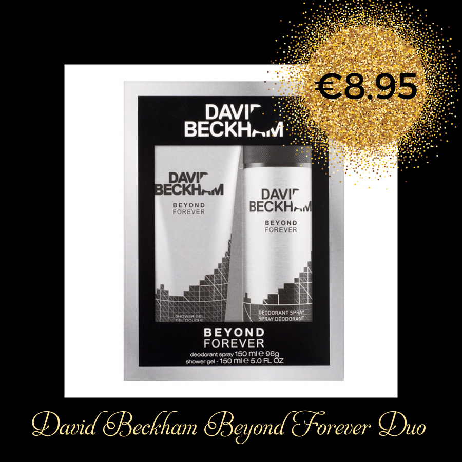 David Beckham Beyond Forever Duo