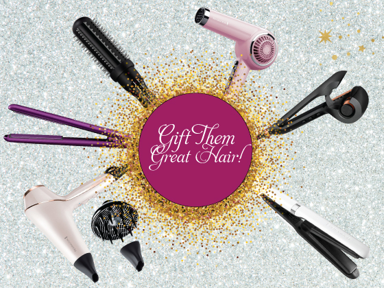 Gift Ideas – Hairstylers!