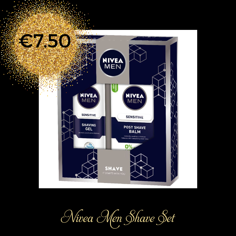 Nivea Men Shave Set