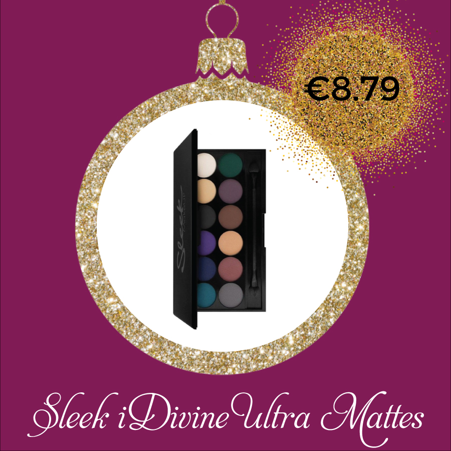 Sleek iDivine Ultra Mattes