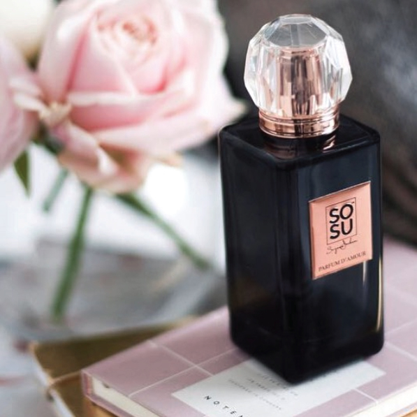 SoSu by Suzanne Jackson Parfum D'Amour