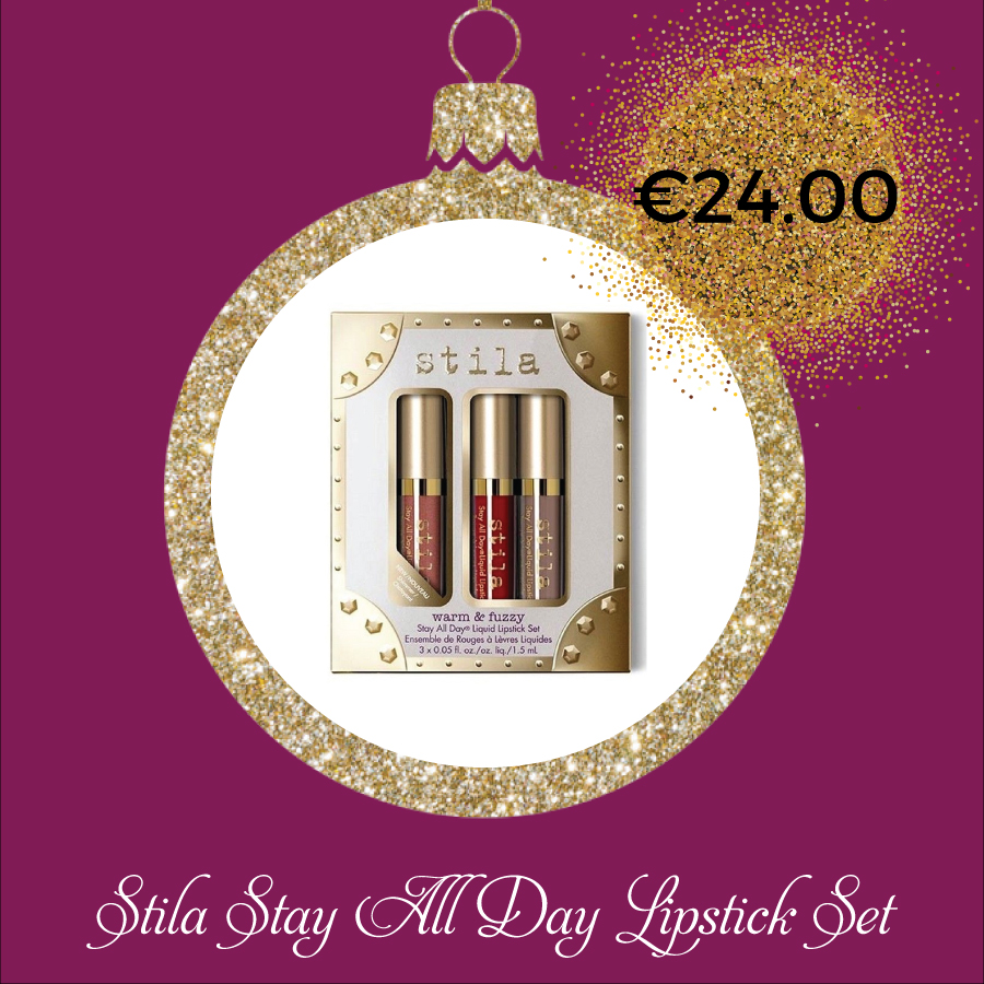 Stila Stay All Day Liquid Lipstick Set