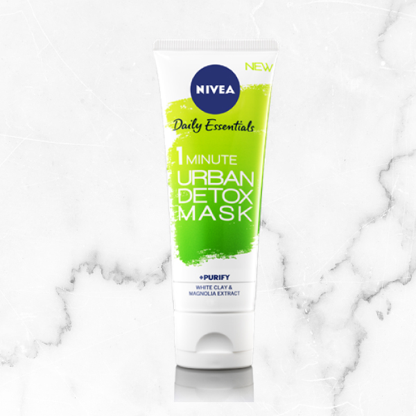 Nivea Daily Essentials Urban Detox Mask
