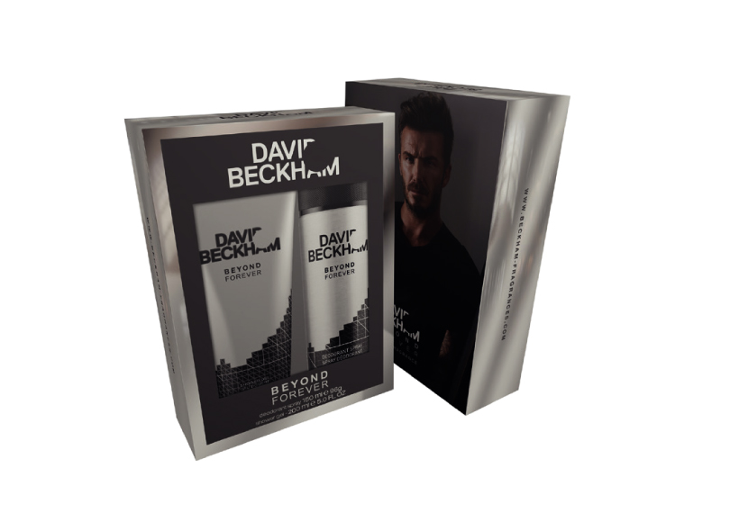 David Beckham Beyond Forever Body Set