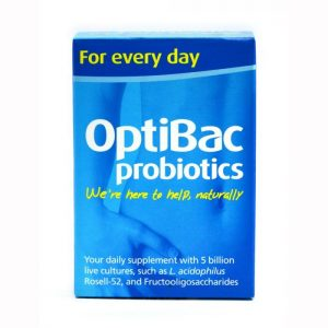 Optibac Probiotic For Daily Wellbeing